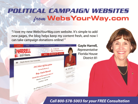 Political Websites